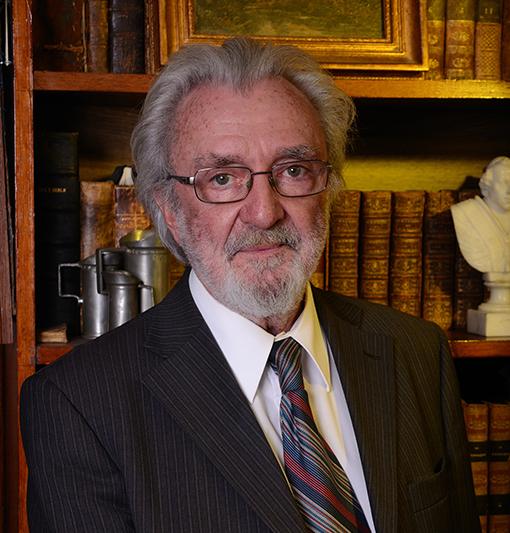 Dr Hubert Van Gijseghem, Ph.D.